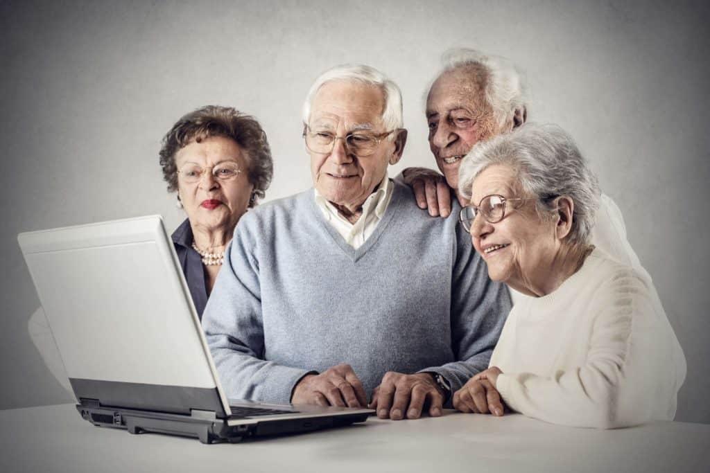 Accessibility - Barrierefreiheit für ältere Menschen im Internet