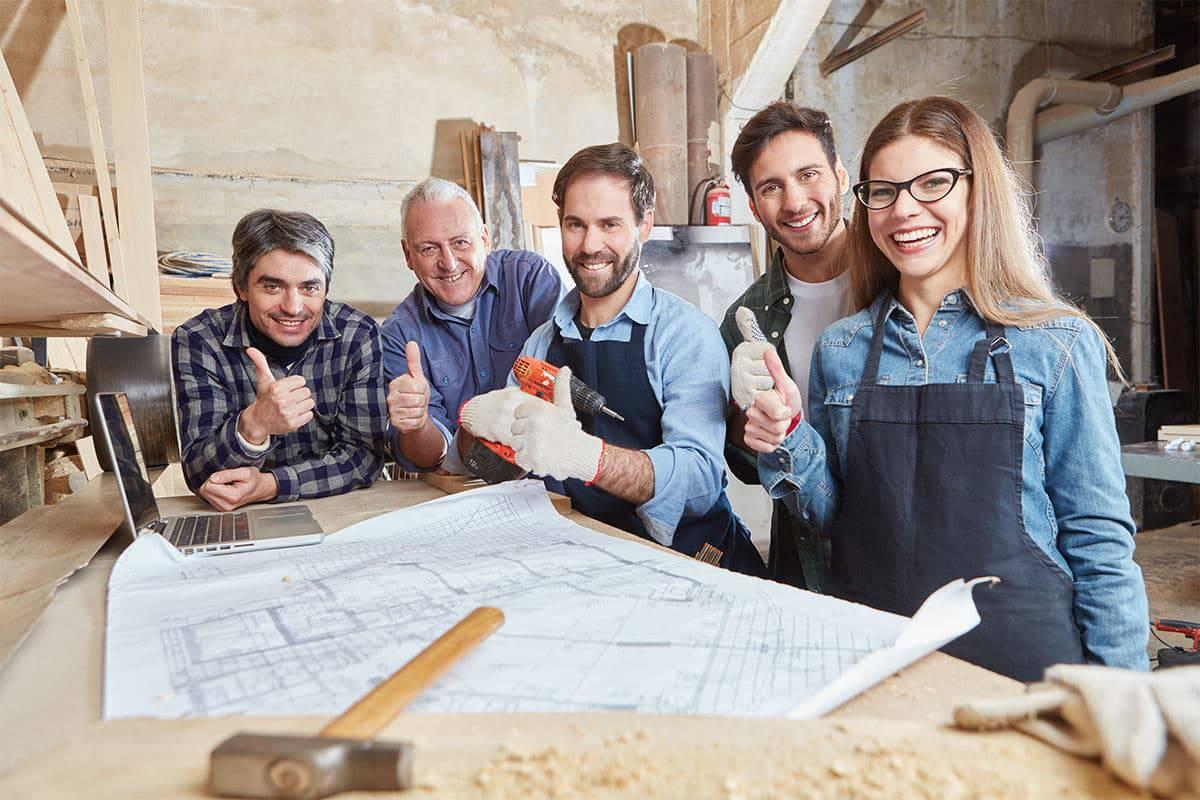 Homepage für Handwerksbetriebe - Mehr Ansehen und mehr Erfolg für Ihr Unternehmen