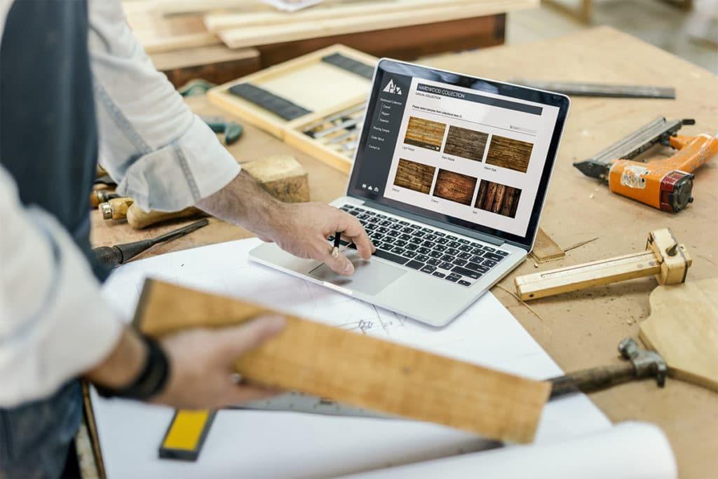 Wir erstellen Webseiten für Handwerker nach Ihren Bedürfnissen und Wünschen!
