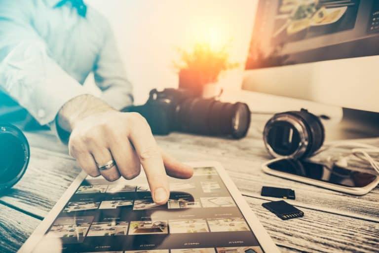 Content Marketing - Erstellen und Verarbeiten
