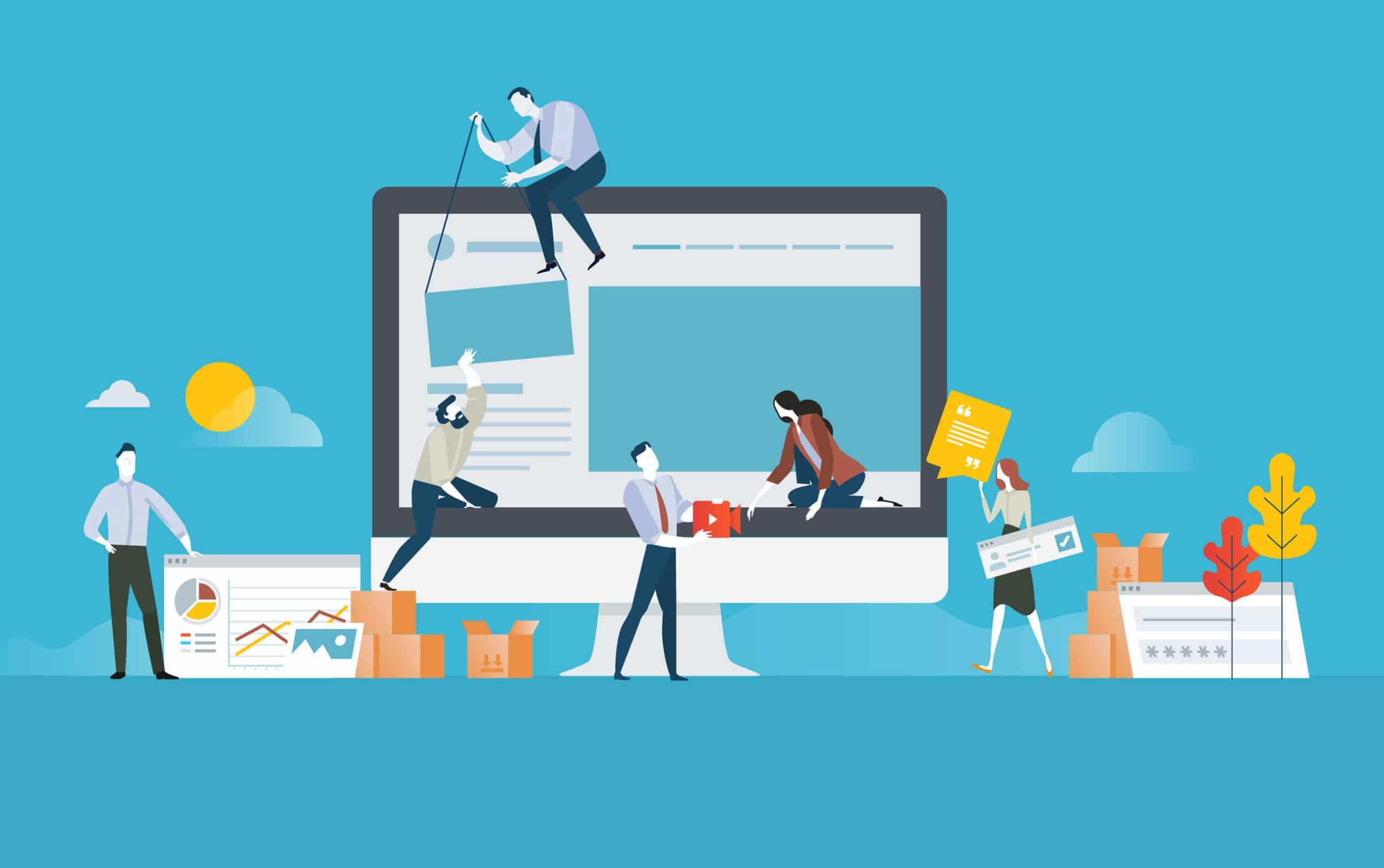 Online Shop erstellen WordPress