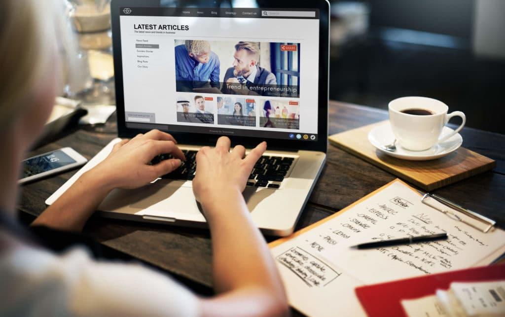 Professionelle Website für Firmen
