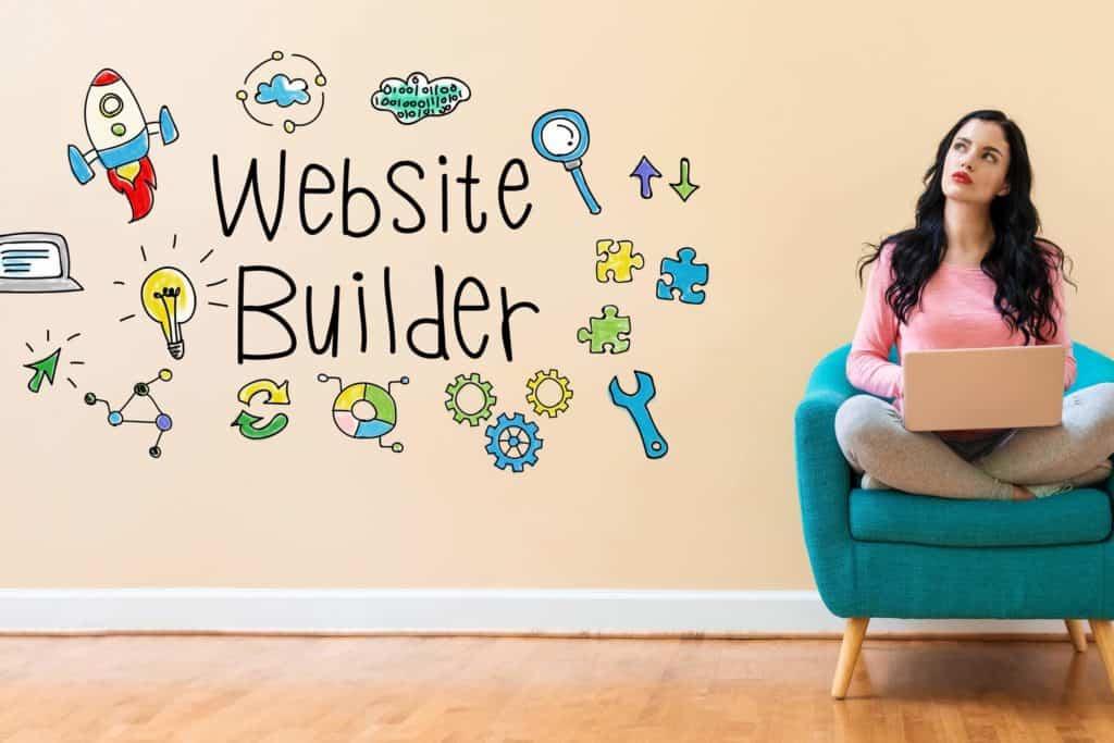 Homepage-Baukästen Nachteile