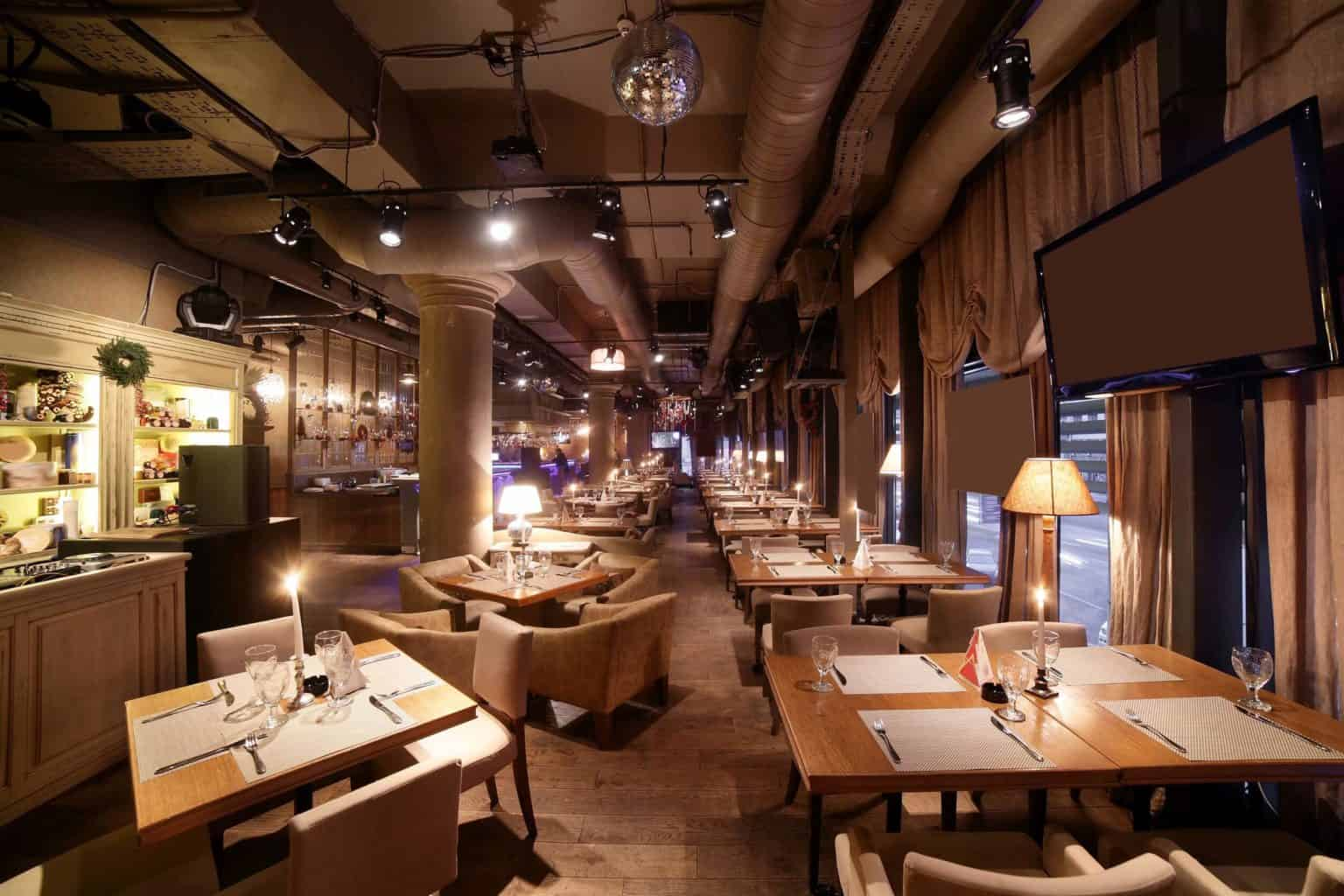 Homepage Restaurant