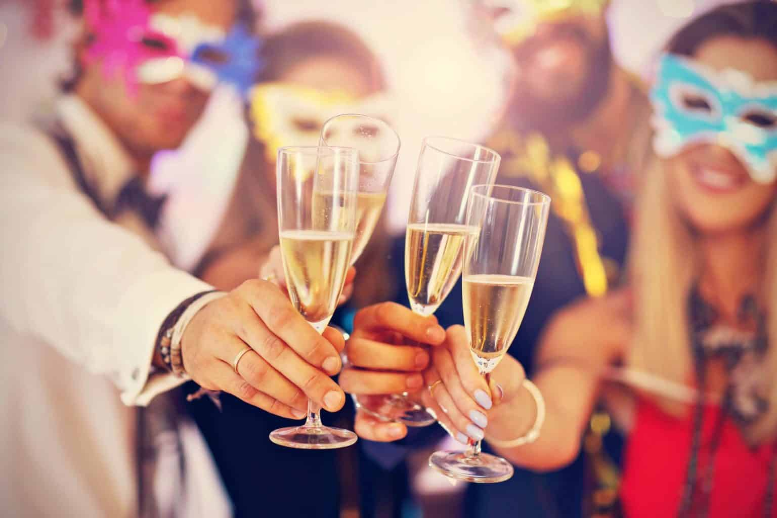 Silvester Neujahr Marketing Ideen
