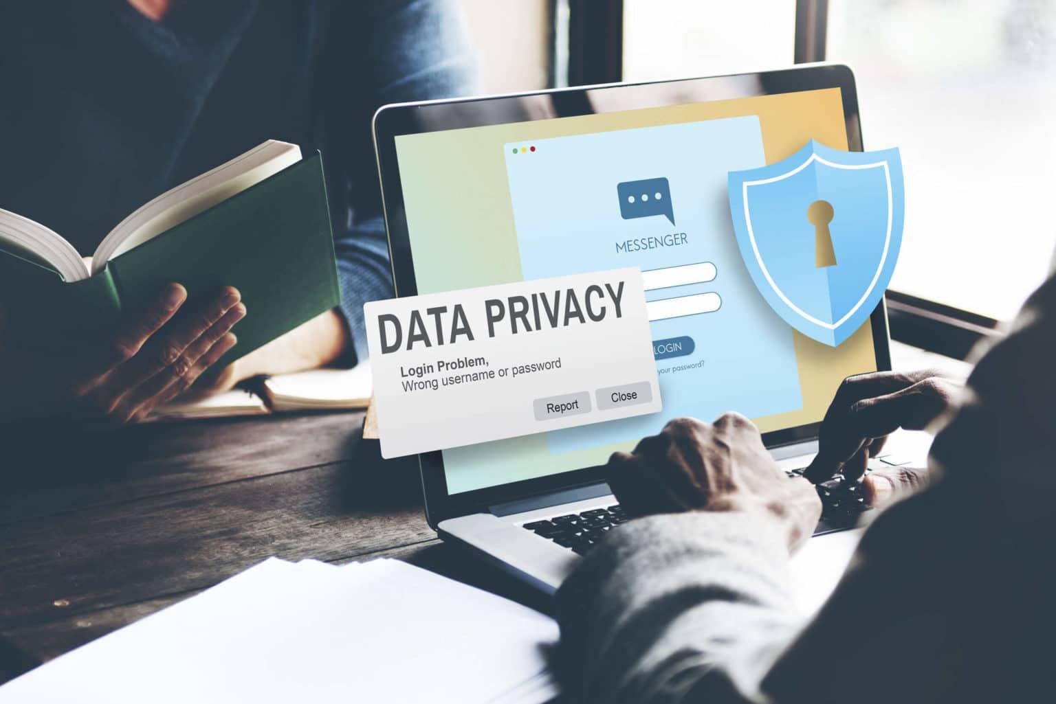Datenschutz für Website ist enorm wichtig