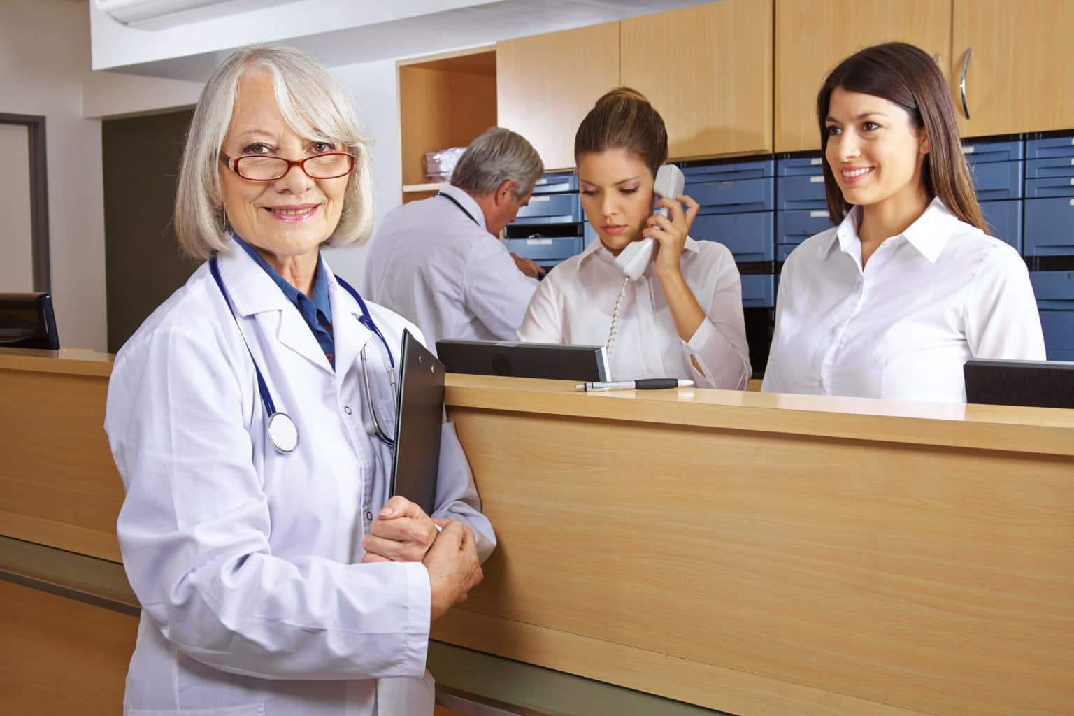 Arzt Website