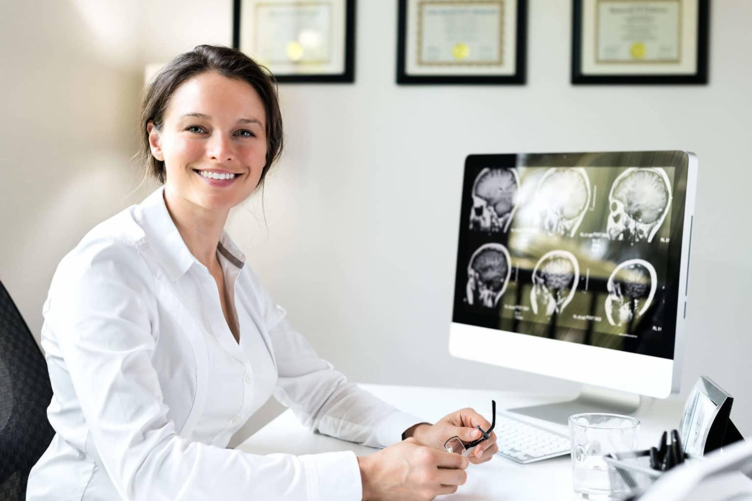 Professionelle Website für Ärzte und Praxen
