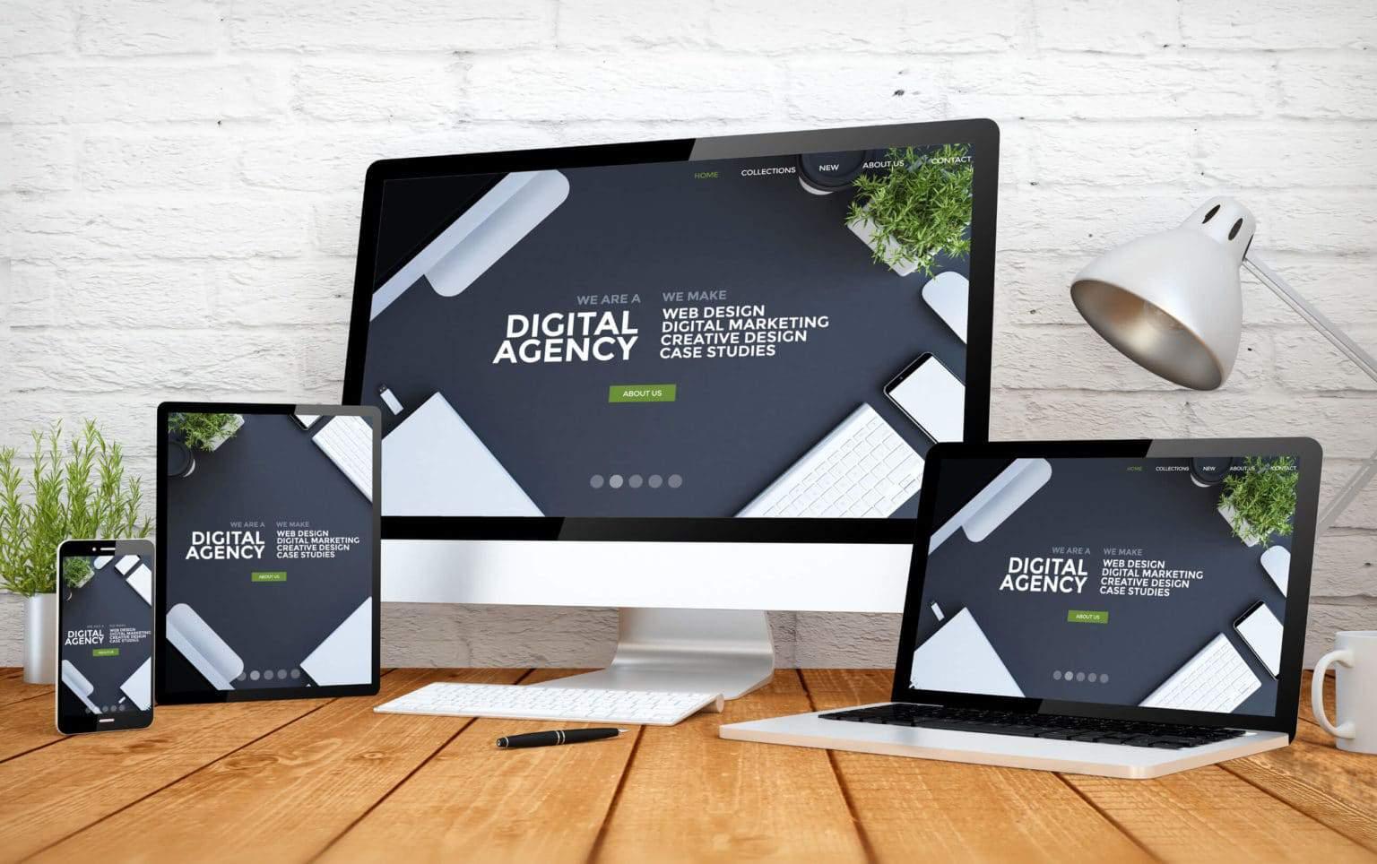 Bundesweites Webdesign
