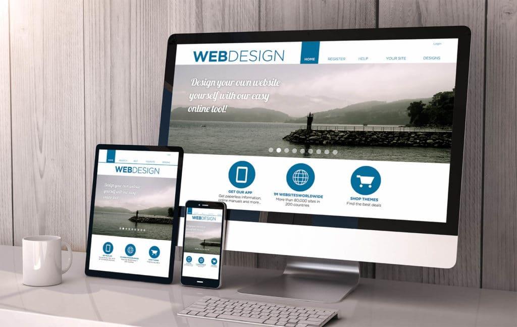 Webdesign für Baunatal