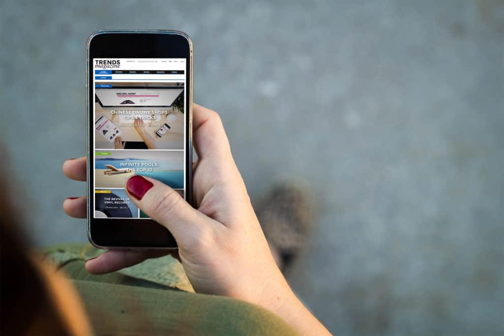 OnePage Webdesign