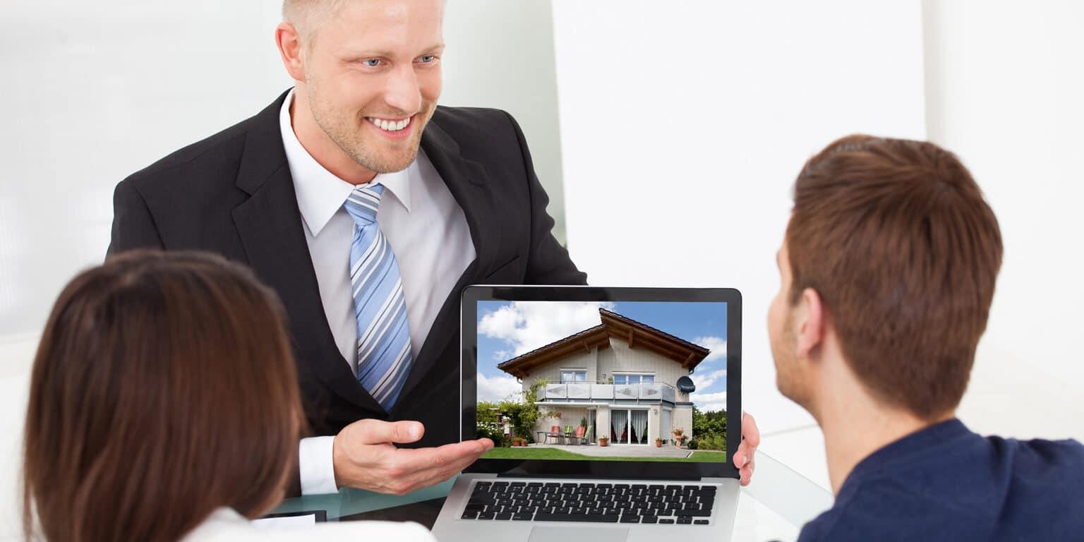 Webdesign Immobilienmakler - Professionelle Webseite