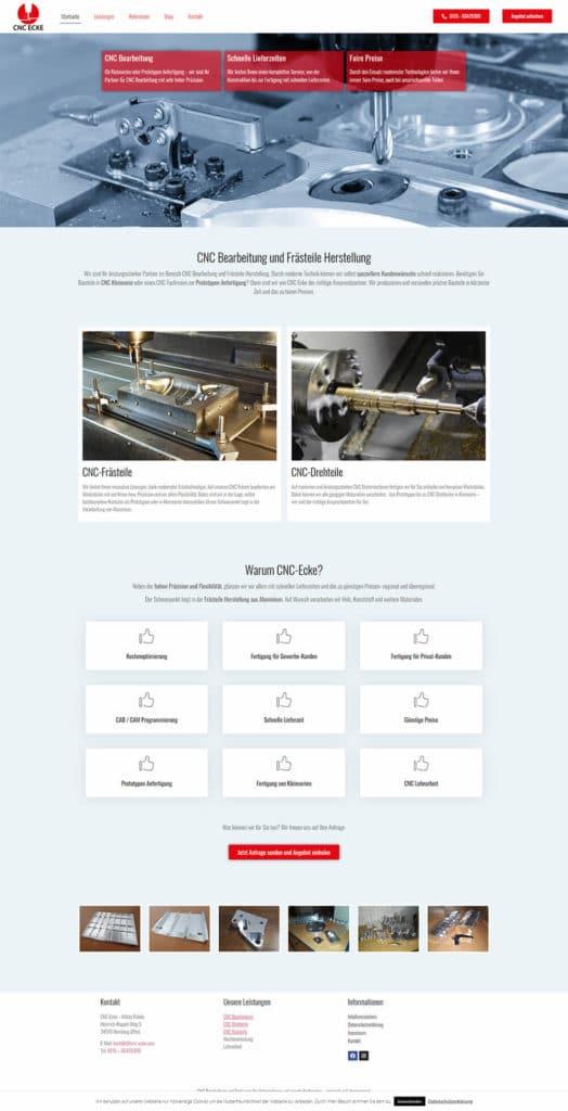 Referenz CNC Ecke Homberg Efze 524x1024 - Webdesign Referenzen