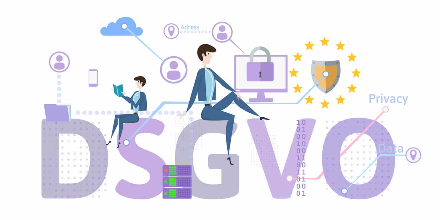 Datenschutz für Websites