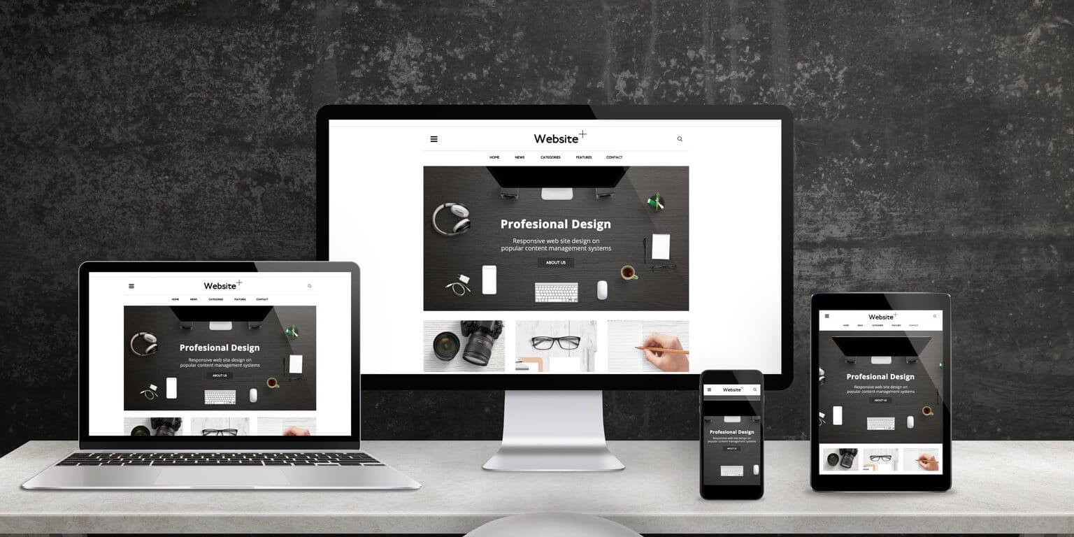 Firmenwebsite erstellen