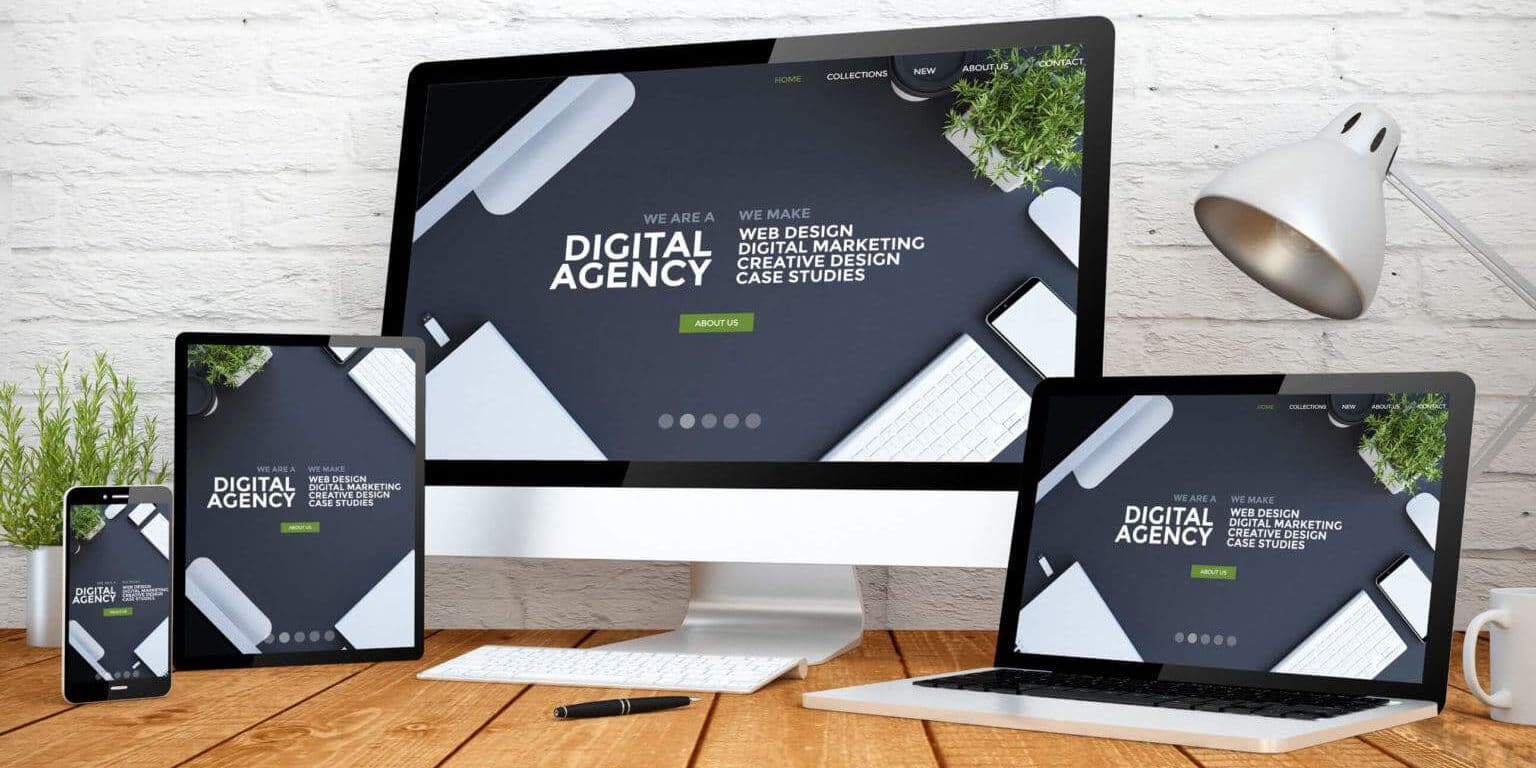 Webdesign - Webseiten erstellen lassen